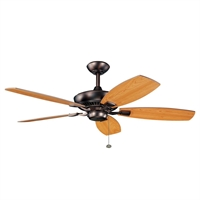 Picture for category Kichler 300117OBB Canfield Ceiling Fans Oil Brushed Bronze