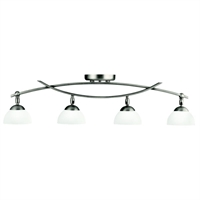 Picture for category Kichler 42164AP Bellamy Track Lighting Antique Pewter