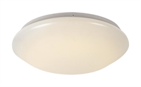 Picture for category Trans Globe LED-10170 WH Led indoor Flush Mounts 11in White Metal Acrylic