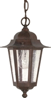 Picture for category Nuvo 60/992 Cornerstone Outdoor Lighting Lamps 7in Old Bronze Clear Seed