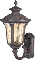 Picture for category Nuvo 60/2003 Beaumont Outdoor Lighting Lamps 11in Fruitwood Amber Water