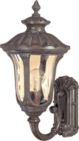 Picture for category Nuvo 60/2005 Beaumont Outdoor Lighting Lamps 9in Fruitwood Amber Water 1-light