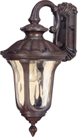 Picture for category Nuvo 60/2006 Beaumont Outdoor Lighting Lamps 9in Fruitwood Amber Water 1-light