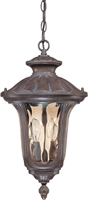 Picture for category Nuvo 60/2008 Beaumont Outdoor Lighting Lamps 11in Fruitwood Amber Water