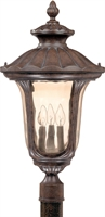 Picture for category Nuvo 60/2011 Beaumont Outdoor Lighting Lamps 14in Fruitwood Amber Water