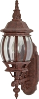Picture for category Nuvo 60/886 Central park Outdoor Lighting Lamps 6in Old Bronze 1-light
