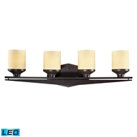 Picture for category Elk Lighting 14094/4-LED Bath Lighting Cordova