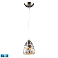 Picture for category Elk 542-1-LED Gemstone Pendants
