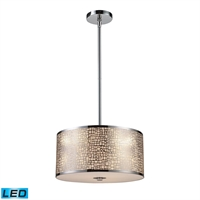 Picture for category Elk Lighting 31042/3-LED Pendants Medina