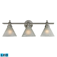 Picture for category Elk Lighting 11402/3-LED Bath Lighting Pemberton