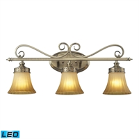 Picture for category Elk Lighting 11428/3-LED Bath Lighting Claremont