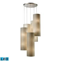 Picture for category Elk 20160/20R-LED Fabric cylinders Pendants