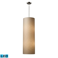 Picture for category Elk 20160/4-LED Fabric cylinders Pendants