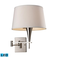 Picture for category Elk 10108/1-LED Swingarm Wall Sconces