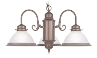 Picture of Livex Lighting 5992-18 Chandelier from the Home basics collection