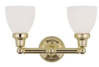 Picture for category Livex Lighting 1022-02 Bath Lighting Classic