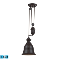 Picture for category Elk 65070-1-LED Farmhouse Pendants 8in