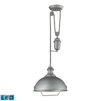 Picture for category Elk 65081-1-LED Farmhouse Pendants 14in
