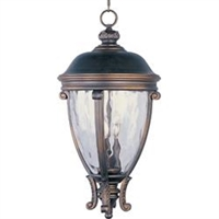 Picture for category Maxim 41429WGGO Outdoor Deck Lantern