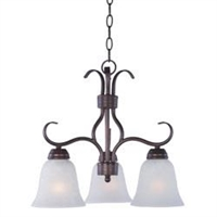 Picture for category Maxim Lighting 10122ICOI Mini Chandeliers Basix