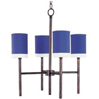 Picture for category Maxim Lighting 75063RWOI Chandeliers Lido