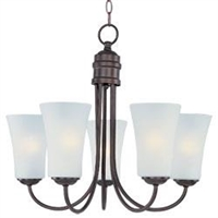 Picture for category Maxim 10045FTOI Logan Chandeliers 21in