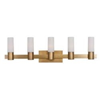 Picture for category Maxim 22415SWNAB Contessa Bath Lighting 37in