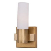 Picture for category Maxim 22411SWNAB Contessa Wall Sconces 5in