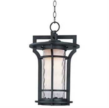 Picture of Maxim 30488WGBO Oakville Outdoor Deck Lantern 12in
