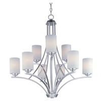 Picture for category Maxim 20036SWSN Deven Chandeliers 32in