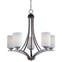 Picture for category Maxim 20035SWOI Deven Chandeliers 24in