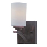Picture for category Maxim 20030SWOI Deven Wall Sconces 5in