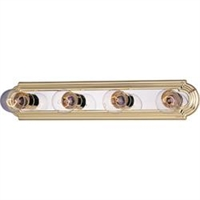 Picture of Maxim Lighting 7124NW Bath Lighting  from the essentials collection