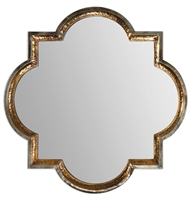 Picture for category Uttermost 12862 Lourosa Mirrors 40in METAL