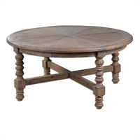 Picture for category Uttermost 24345 Samuelle Furniture 42in RECLAIMED FIR