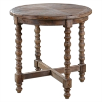 Picture for category Uttermost 24346 Samuelle Furniture 26in RECLAIMED FIR
