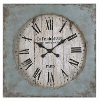 Picture for category Uttermost 06079 Paron Clock 29in Mdf
