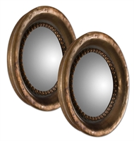 Picture for category Uttermost 12847 Tropea rounds Mirrors 17in MDF