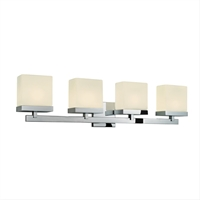 Picture for category Sonneman Lighting 3234.01 Bath Lighting Cubist