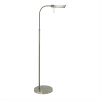 Picture for category Sonneman 7005.13 Tenda pharmacy Floor Lamps 15in Satin Nickel Satin Nickel