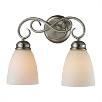 Picture for category Cornerstone 1102BB/20 Bath Lighting Chatham