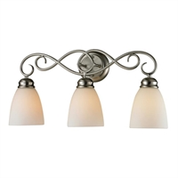 Picture for category Cornerstone 1103BB/20 Bath Lighting Chatham