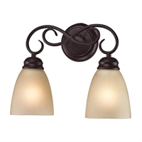 Picture for category Cornerstone 1102BB/10 Bath Lighting Chatham