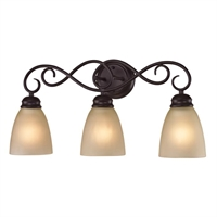 Picture for category Cornerstone 1103BB/10 Bath Lighting Chatham