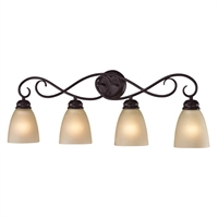 Picture for category Cornerstone 1104BB/10 Bath Lighting Chatham