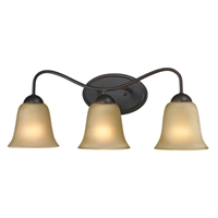 Picture for category Cornerstone 1203BB/10 Bath Lighting Conway