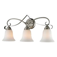 Picture for category Cornerstone 1003BB/20 Bath Lighting from the Brighton Collection