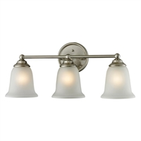 Picture for category Cornerstone 5603BB/20 Bath Lighting Sudbury