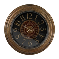 Picture for category Sterling Industries 130-003 Clock 3in