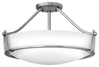 Picture for category Hinkley Lighting 3221AN Semi Flush Hathaway
